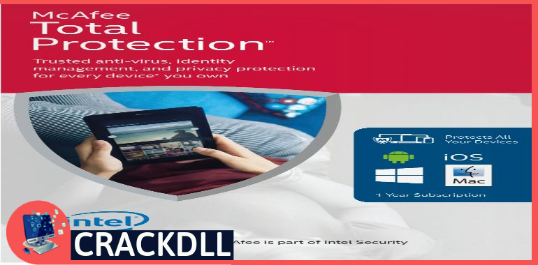McAfee Total Protection Activation Code