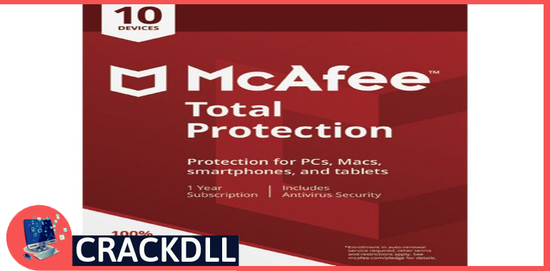 McAfee Total Protection keygen