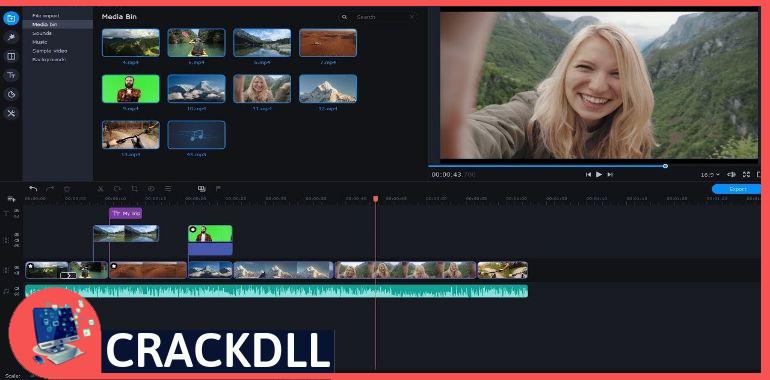 Movavi Video Editor Plus keygen