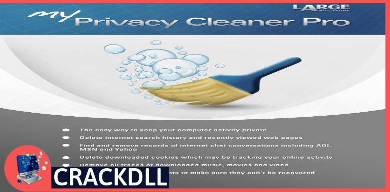 My Privacy Cleaner Pro keygen