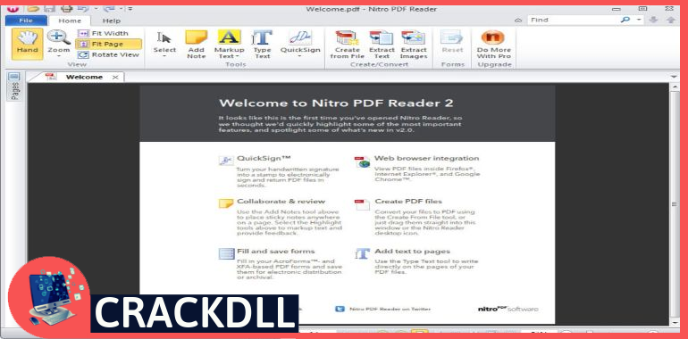 Nitro PDF Reade Product Key
