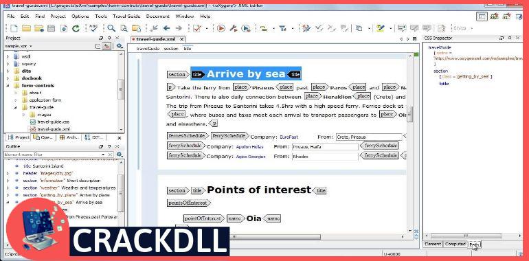 Oxygen XML Editor keygen