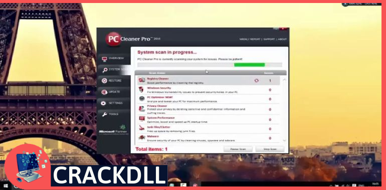 PC Cleaner Pro Product Key