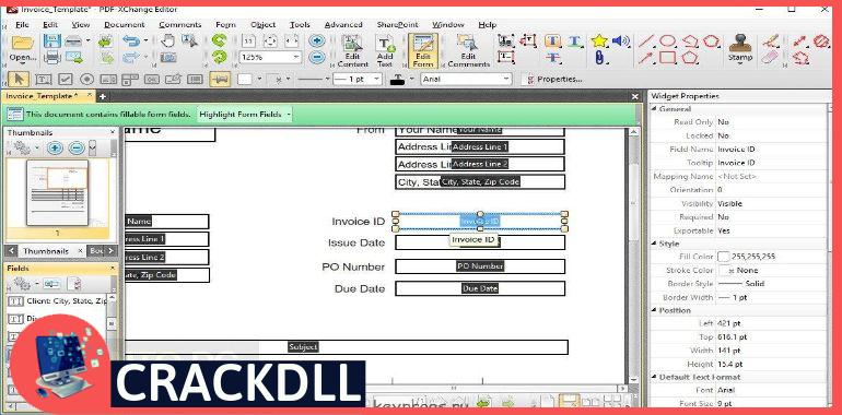 PDF-XChange Editor Plus Activation Code