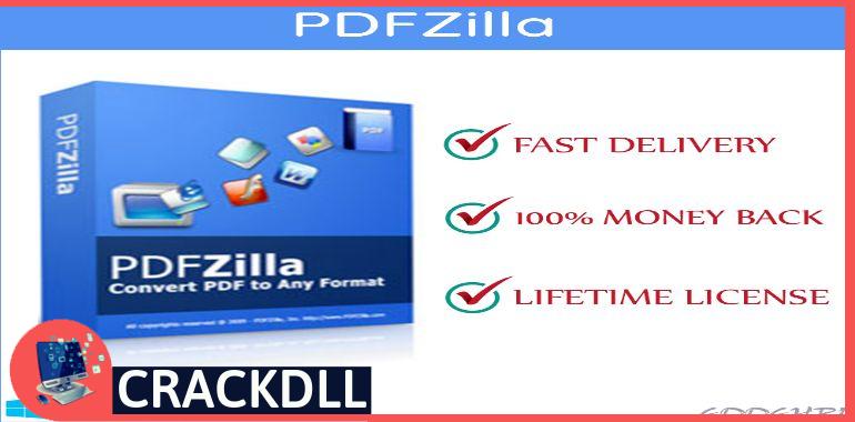 PDFZilla Product Key