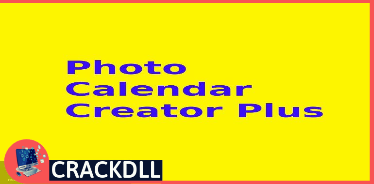 Photo Calendar Creator Plus keygen