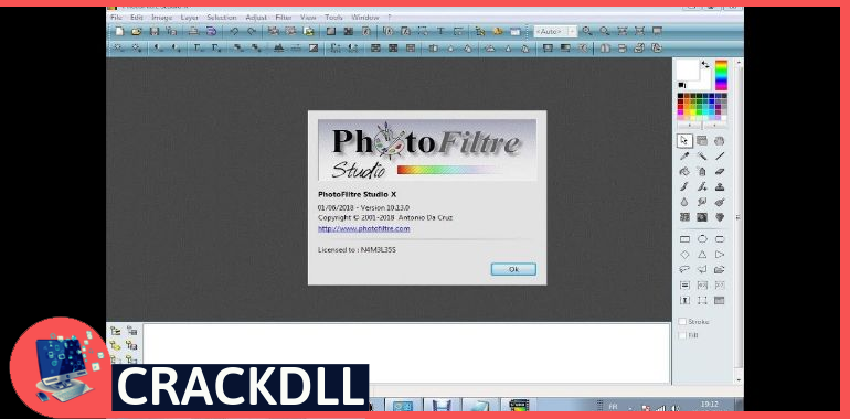 PhotoFiltre Studio X Activation Code