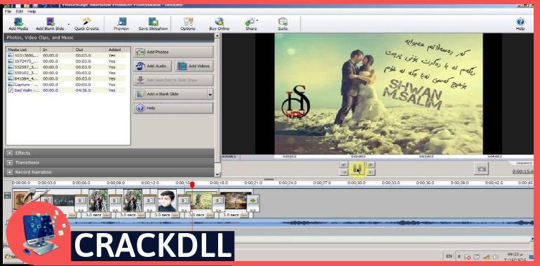 PhotoStage Slideshow Producer Professional keygen