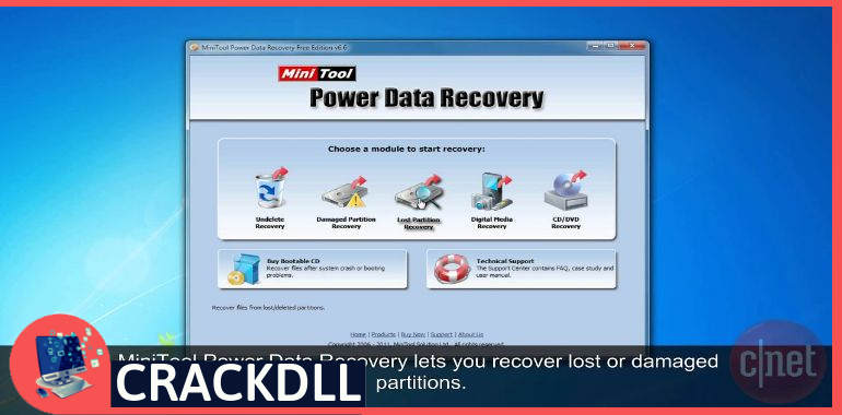 Power Data Recovery Product Key