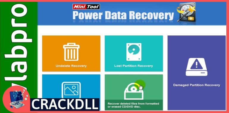Power Data Recovery keygen