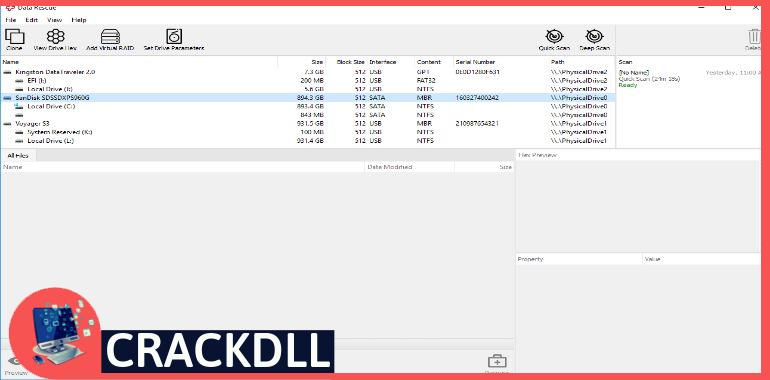 Prosoft Data Rescue 5 keygen
