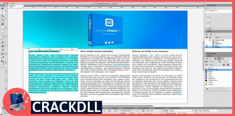 Quarkxpress 2017 Product Key