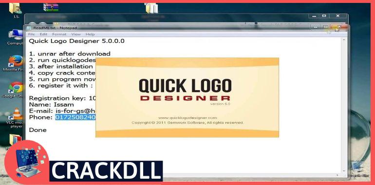 Quick Logo Designer Activation Code
