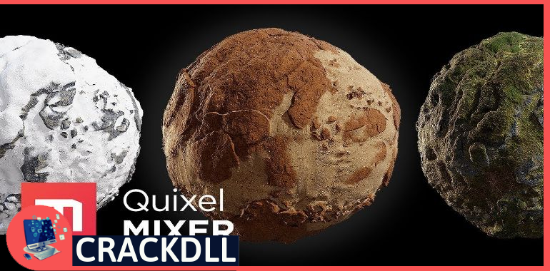 Quixel Mixer Activation Code