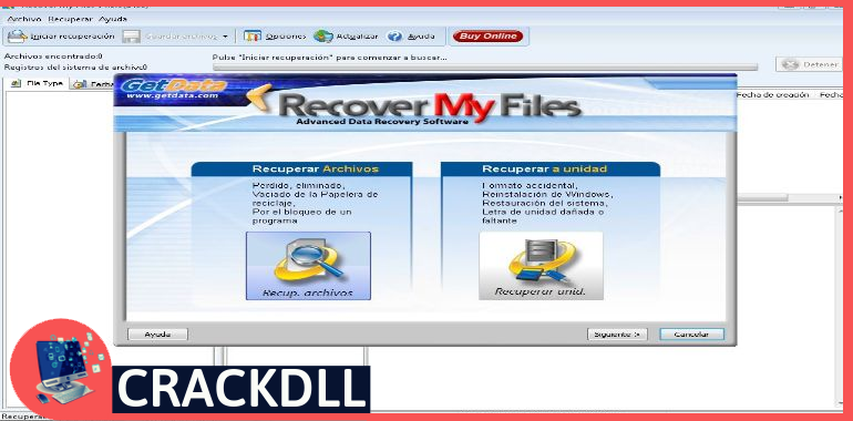 Recover My Files Activation Code
