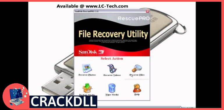 SanDisk RescuePRO Activation Code