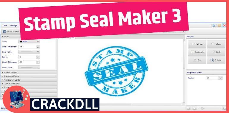 Stamp Seal Maker keygen