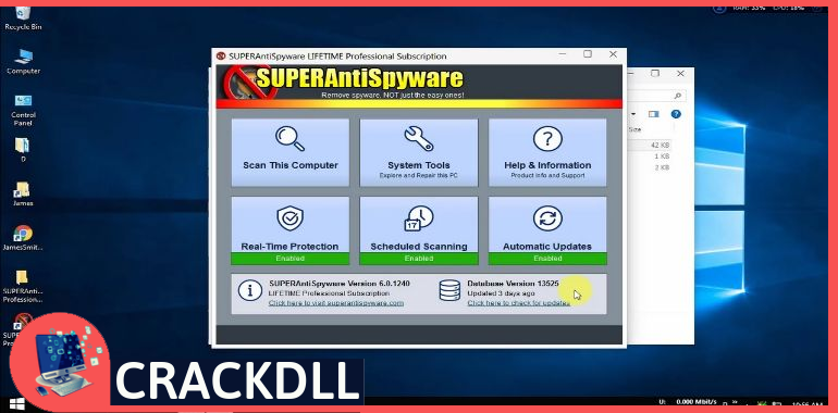 SuperAntiSpyware Professional Activation Code