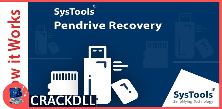 SysTools Pen Drive Recovery Activation Code