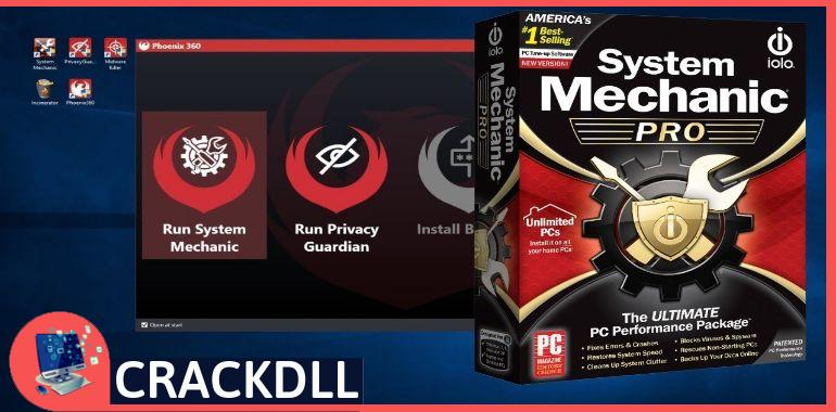 System Mechanic Pro keygen