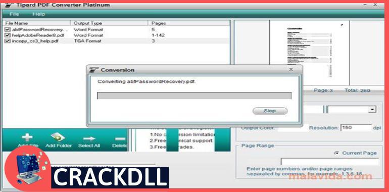 Tipard PDF Converter Platinum Activation Code