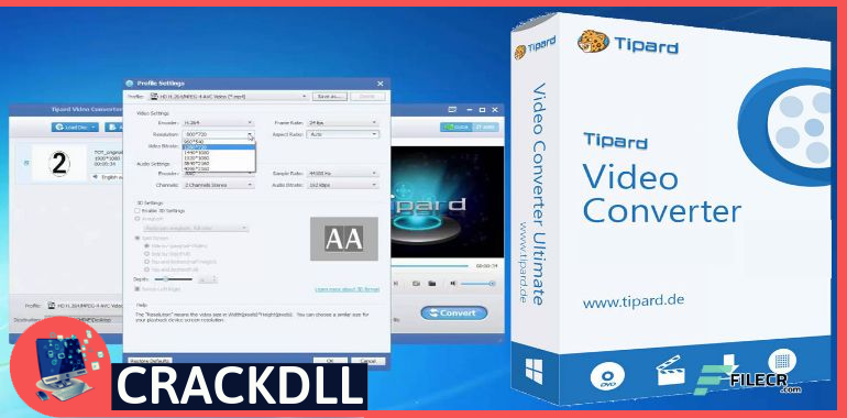 Tipard Video Converter Ultimate Product Key