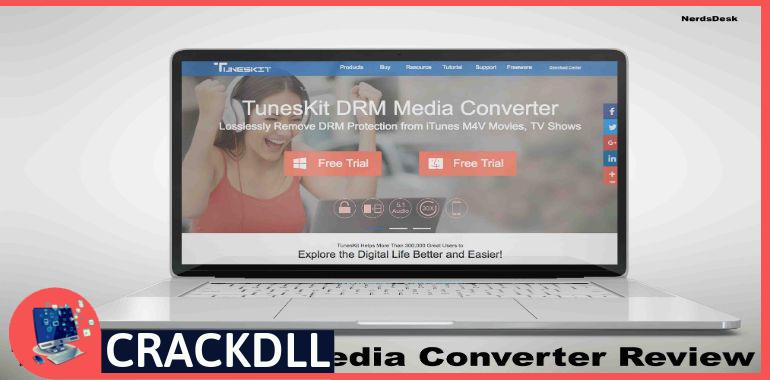 TunesKit DRM Media Converter Product Key