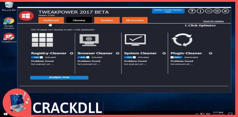 TweakPower Activation Code