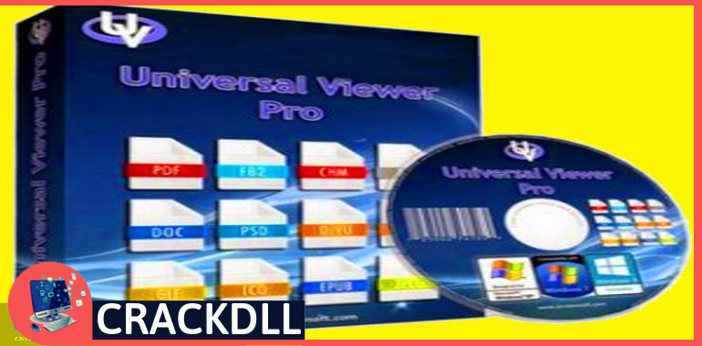 Universal Viewer Pro Activation Code