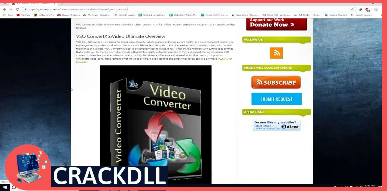 VSO ConvertXtoVideo Ultimate Product Key