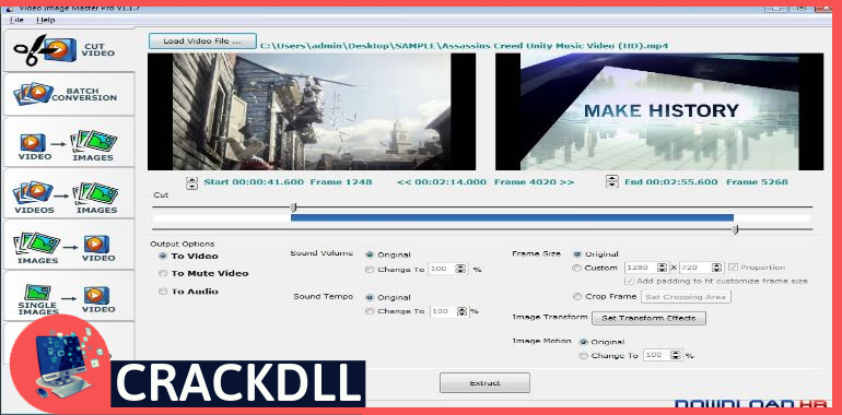 Video Image Master Pro Activation Code