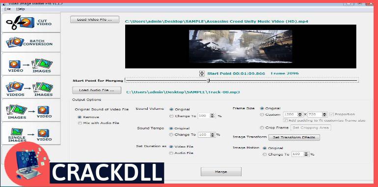 Video Image Master Pro keygen