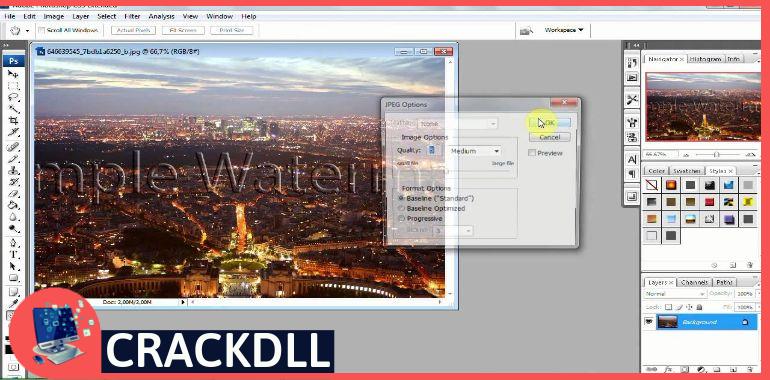 Visual Watermark keygen