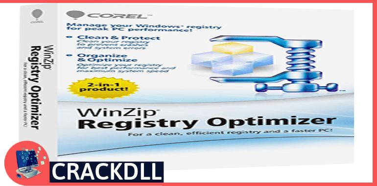 WinZip Registry Optimizer keygen