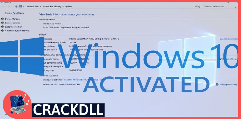 Windows 10 Pro Activator Product Key