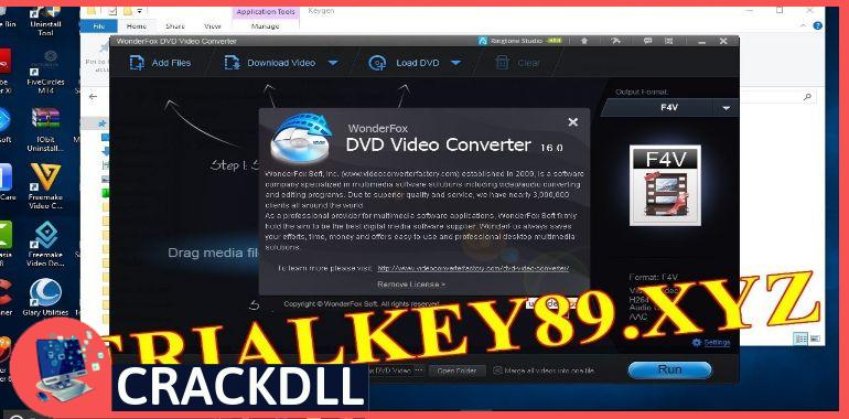 WonderFox DVD Video Converter Activation Code