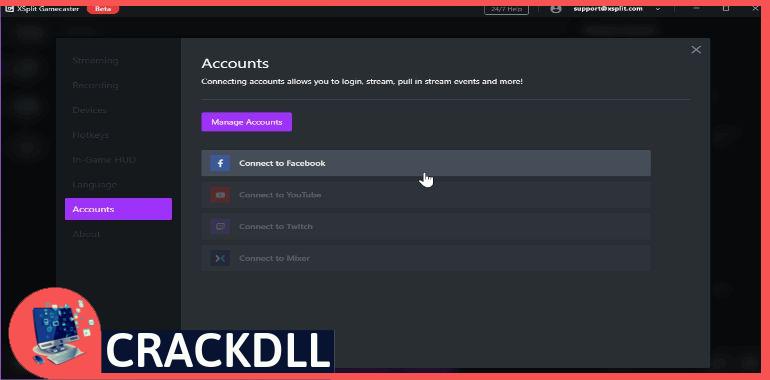 XSplit Gamecaster Studio Product Key