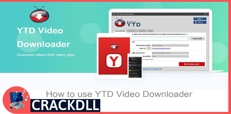 YTD Video Downloader Product Key