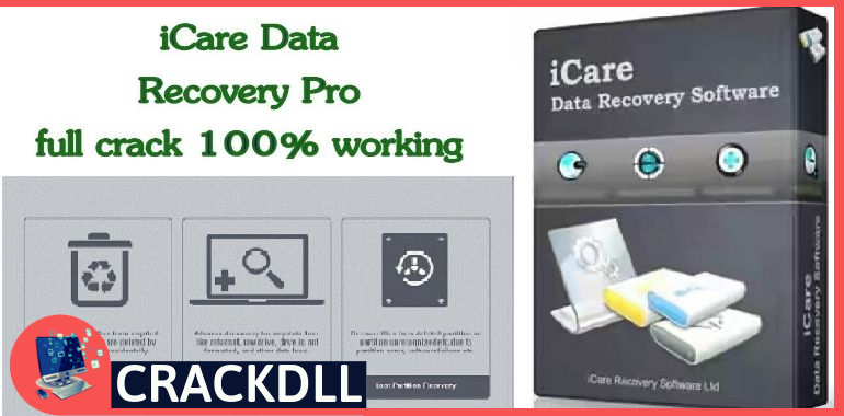 iCare Data Recovery Pro Product Key