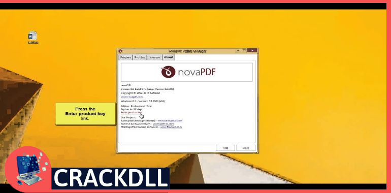 novaPDF Professional Activation Code